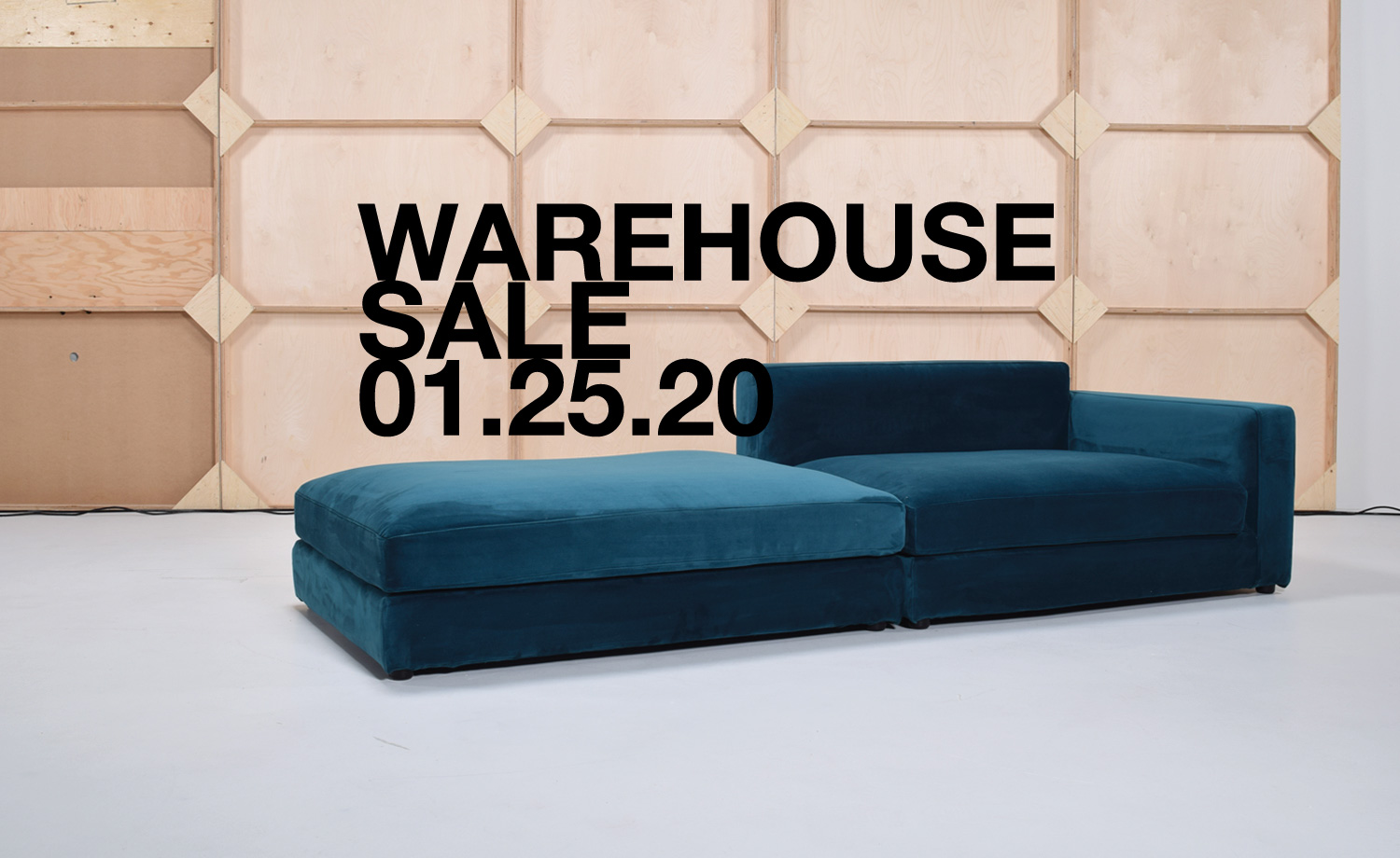 edb's annual warehouse sale
