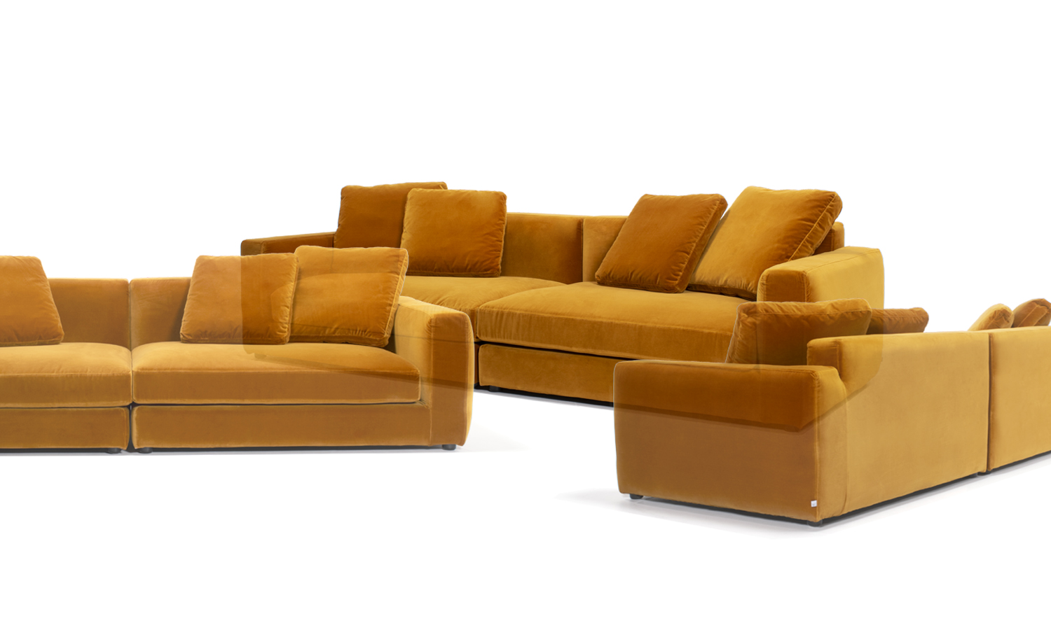 Buying sofas online, easy as one-two-three, slide 1