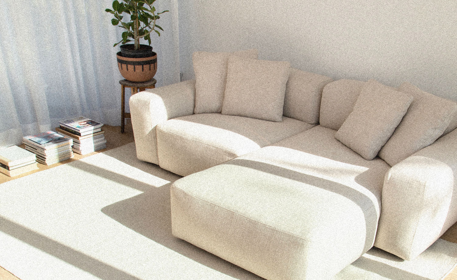 Sofas to daydream in, slide 0